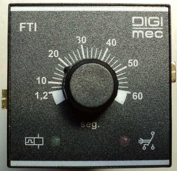 Temporizador (modelo: FTI60SEG)