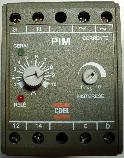 Rele (modelo: PIM10)