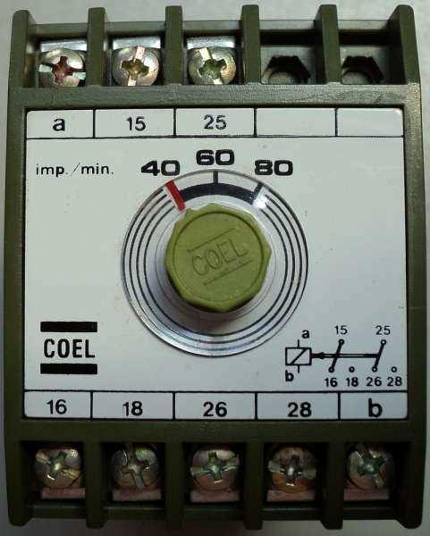 Rele (modelo: P2F40-60-80)