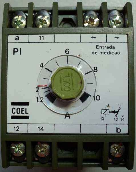 Rele (modelo: PI10)