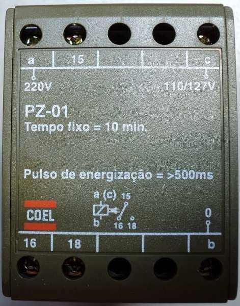 Rele (modelo: PZ01)