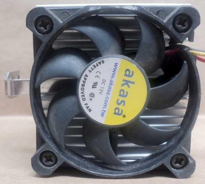 Microventilador (modelo: 12VDC)