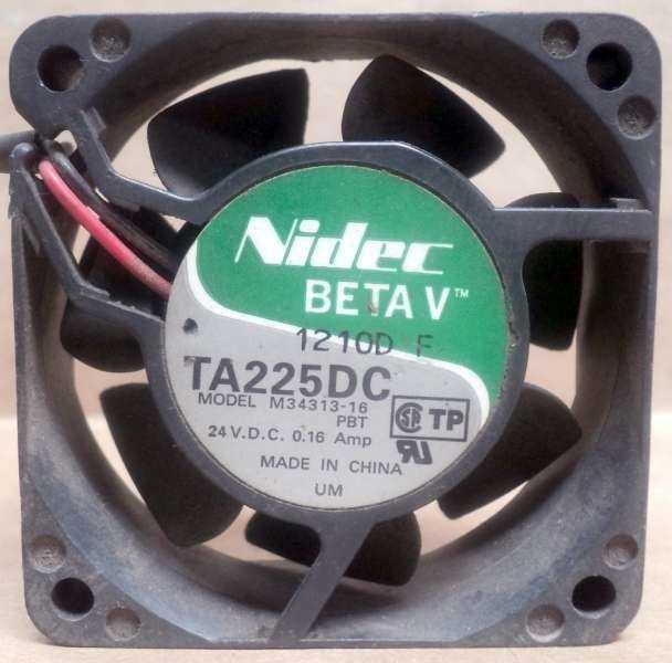 Microventilador (modelo: TA225DC)