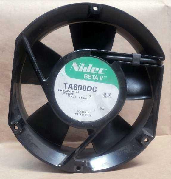Microventilador (modelo: TA600DC)