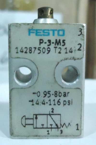 Válvula pneumática (modelo: P3M5)